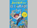 Dhs45 Billiionaire Boyby David WalliamsThe story follows Joe Spud who is the richest boy in the country and has everything he could ever want, other than a friend.Bookworm at www.eggsnsoldiers.com.