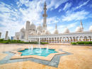 15 Go on a virtual tour ofSheikh Zayed MosqueThat's right, you can now look around the stunning mosque from the comfort of your own home. Abu Dhabi's iconic Sheikh Zayed Grand Mosque has introduced remote guided cultural tours via its Instagram page. Live cultural tours broadcast from the mosque on Instagram for followers around the world to view every Tuesday in Arabic, and on Saturday in English at 11am.Tue (Arabic) & Sat (English) 11am.www.instagram.com/szgmc_ae.