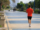 Best places to go running in Abu Dhabi