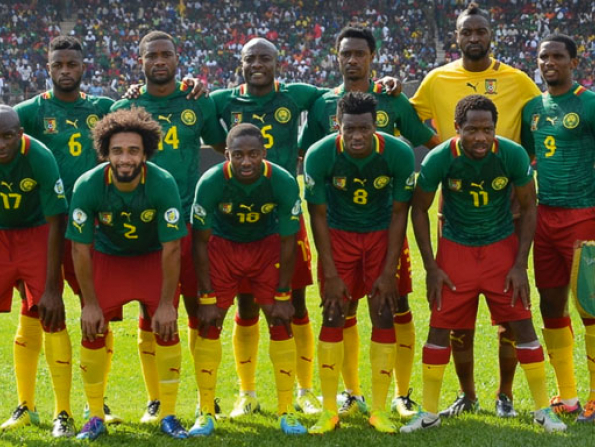 Group A: Cameroon