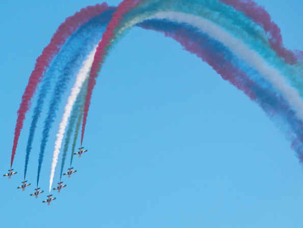 Free UAE National Day 45 events