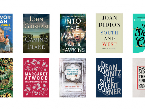 Ten books to keep you reading this summer