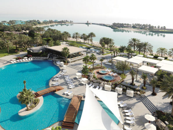 Bahrain supreme: a relaxing island escape