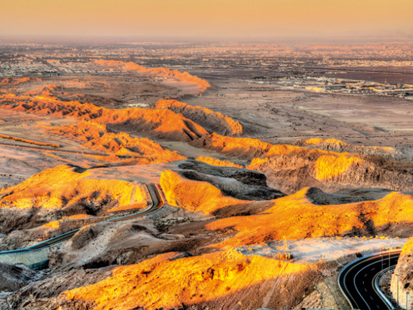 The 15 ultimate road trips in UAE and Oman