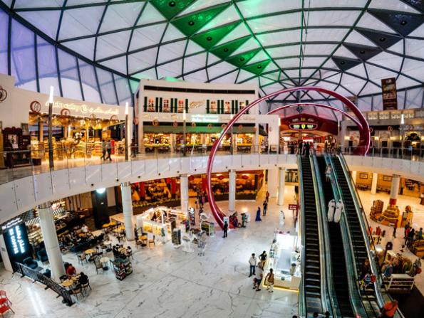 Huge Christmas celebrations at Yas Mall