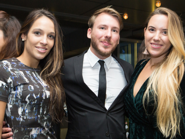 Time Out Abu Dhabi Restaurant Awards 2017 after-party pictures
