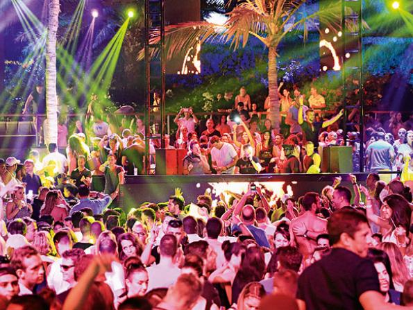 New Year's Eve at Blue Marlin Ibiza UAE