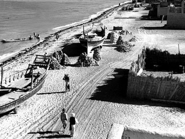 In pictures: UAE before the boom