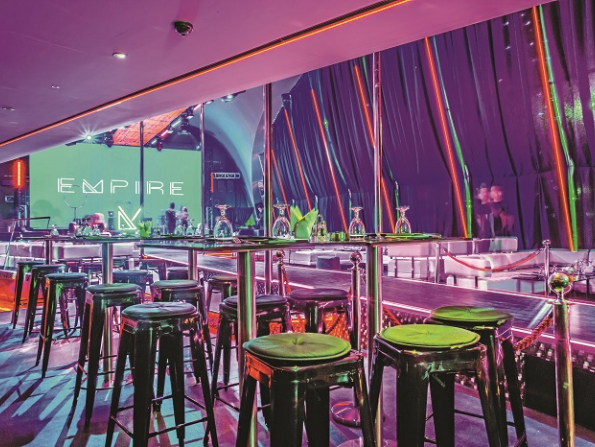 18 brilliant ladies' nights for newcomers to Abu Dhabi