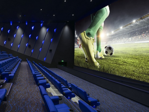 Catch the World Cup in an Abu Dhabi cinema