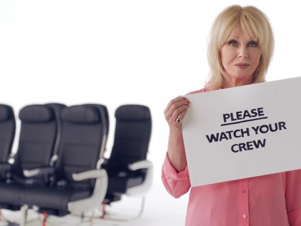 Watch: British Airways unveils star-studded safety video