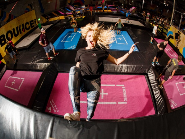 Go freestyle with BOUNCE Abu Dhabi's new exercise classes