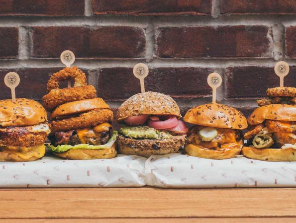 Grab a free burger to celebrate Emirati Women's Day