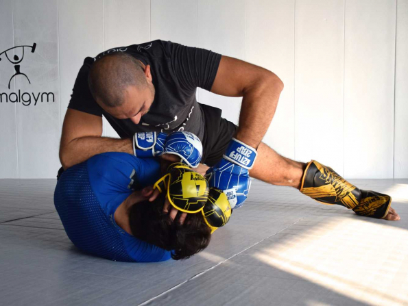 Get involved in mixed martial arts in Abu Dhabi