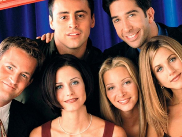 Catch iconic sitcom Friends on STARZ PLAY this summer