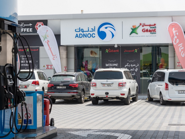 ADNOC opens its first five Géant Express stores in Abu Dhabi