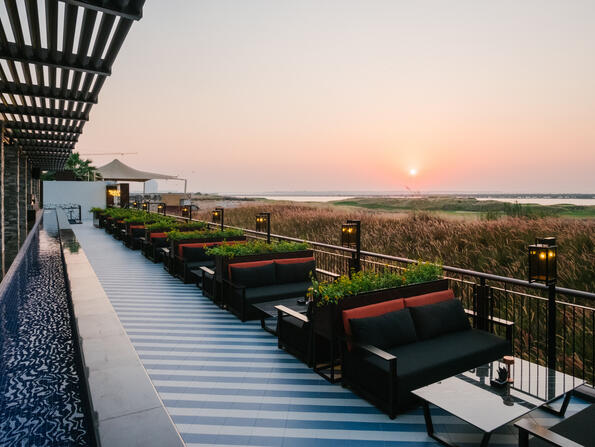 Your guide to the best outdoor restaurants in Abu Dhabi