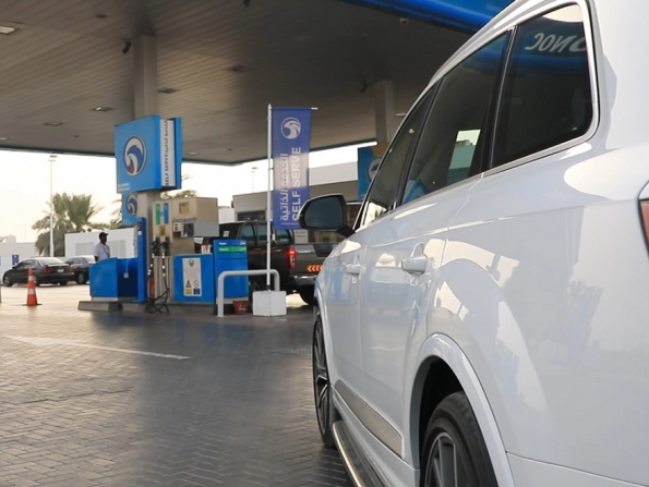 ADNOC urges parents to keep their kids safe at fuel stations