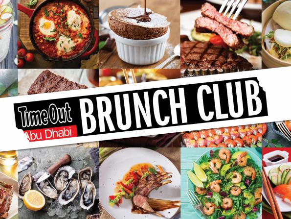 First Time Out Abu Dhabi Brunch Club venue announced