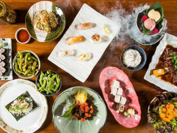 Get 20 percent off 99 Sushi Bar & Restaurant's Friday brunch