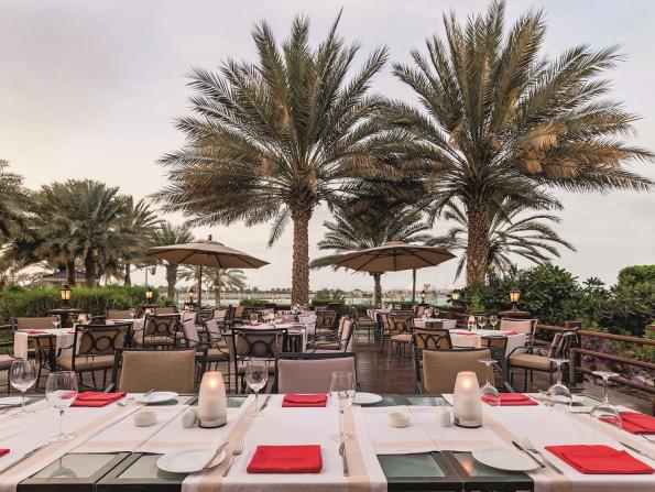 Grab half-priced grub at this beachside Abu Dhabi eatery