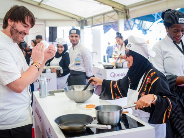 Foodie festival Taste of Abu Dhabi returns with mouthwatering line-up