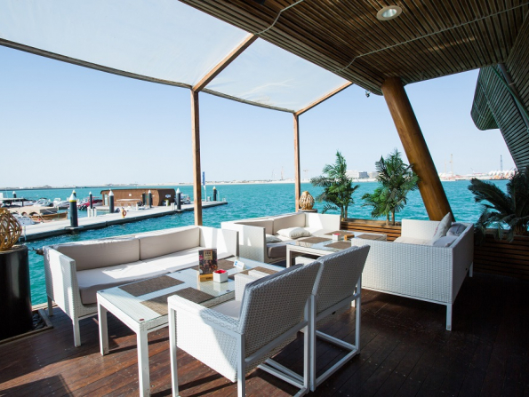 New brunch at one of Abu Dhabi's prettiest bars