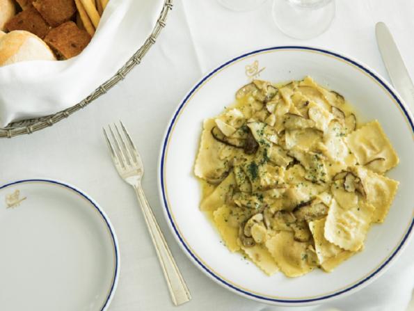 Plush Italian eatery launches truffle season