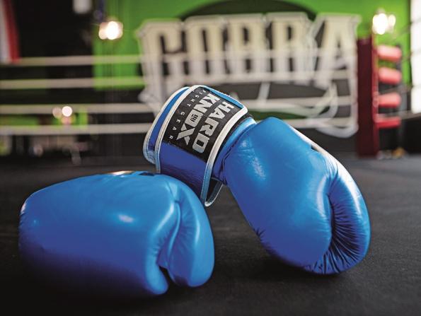 Adrenaline-fuelled Hard Knox Fight Night returns to Abu Dhabi