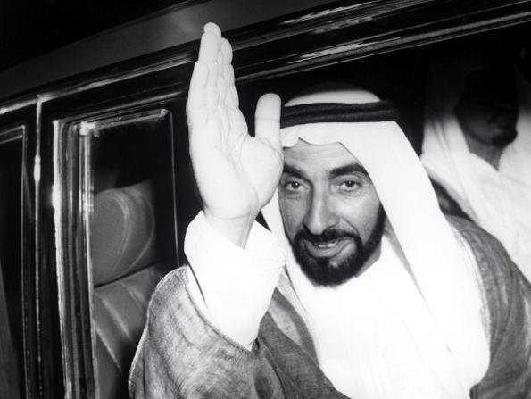Abu Dhabi art group creating unique tribute to Sheikh Zayed