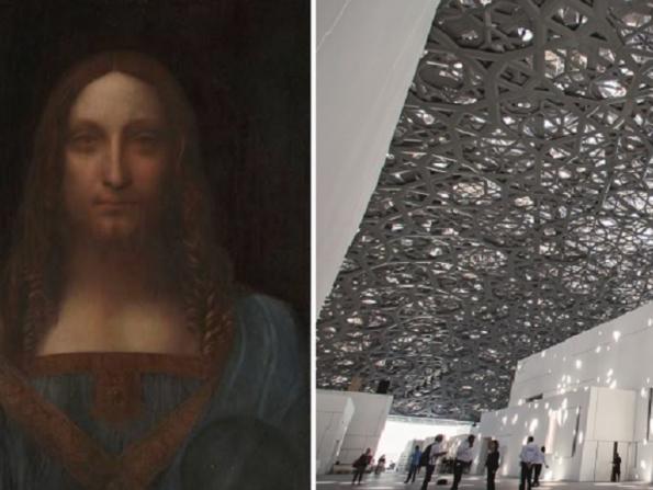 Louvre Abu Dhabi's unveiling of da Vinci masterpiece postponed