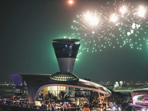 The best New Year's Eve feasts in Abu Dhabi