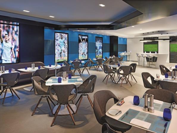 New Thursday brunch at Abu Dhabi sports bar