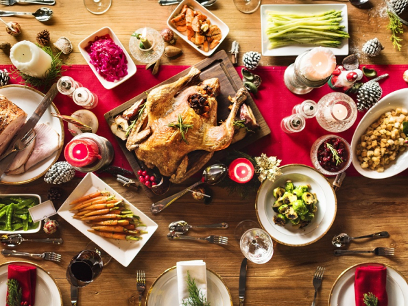 Abu Dhabi's best family-friendly Christmas day brunches 2018