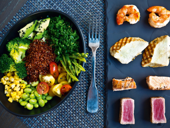 Why you need to check out Café 302's Power Bowls
