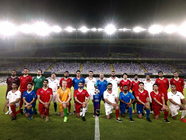 Football fans urged to take part in the Asian Community Cup