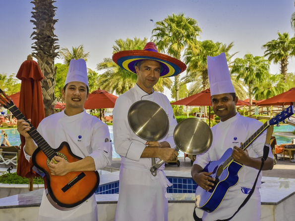 Latin food festival brings new flavours to the capital