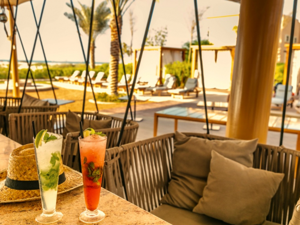 Abu Dhabi welcomes two new outdoor bars
