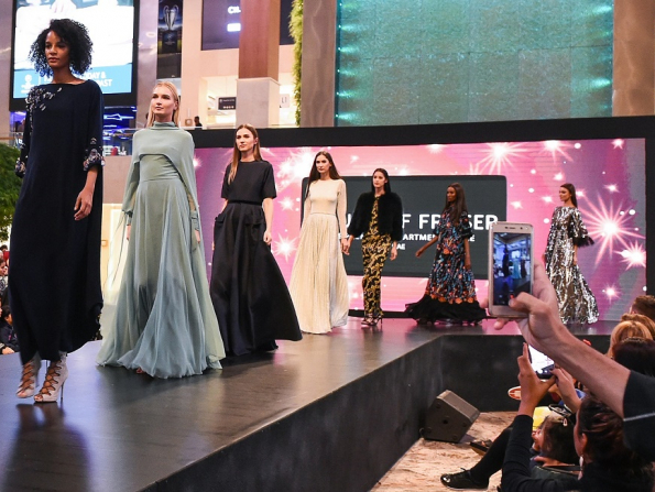 Yas Mall is in style with Modest Fashion Weekend