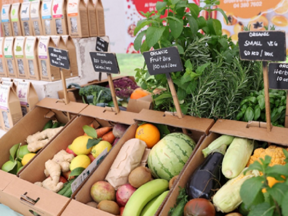 Abu Dhabi's Ripe Market is back for the new season