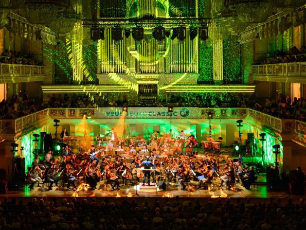 European Orchestra set for Abu Dhabi concert