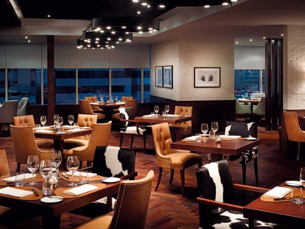 Abu Dhabi Restaurant Week: JW Steakhouse