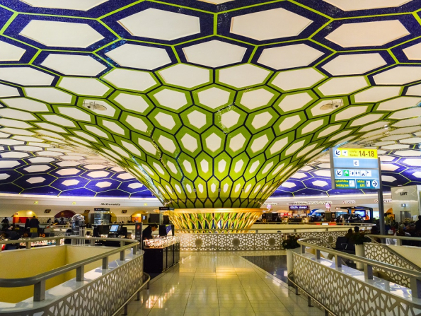 Face scans could replace passports at Abu Dhabi airport