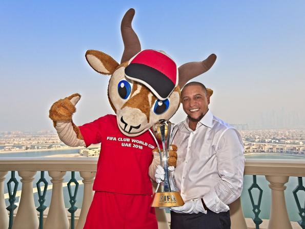 Meet football legend Roberto Carlos in Abu Dhabi