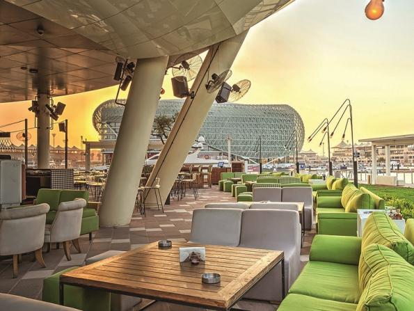Five essential ladies' nights to try in Abu Dhabi this week