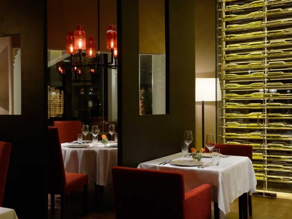 Abu Dhabi Restaurant Week: The Forge