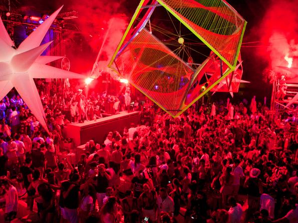 Blue Marlin Ibiza UAE's Burning Beach festival is back