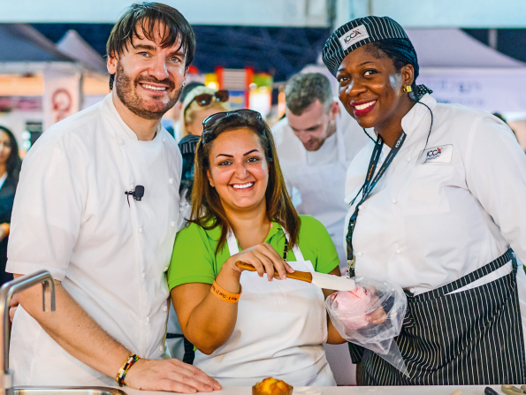 Quick guide to Taste of Abu Dhabi