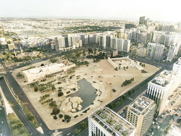 Abu Dhabi's landmark Qasr Al Hosn Fort to reopen in December
