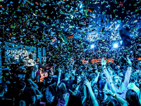Amber Lounge celebrates ten years of Abu Dhabi Grand Prix in style
